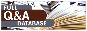 full Q&A database